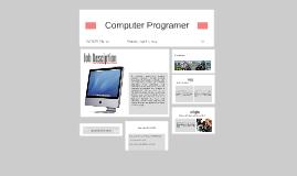 Computer PROGRAMER