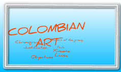 Art in colombia