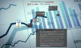 Impuestos en Colombia -IVA y RENTA-