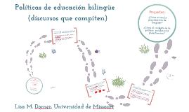 Planificación y Política de Educación de Lenguaje