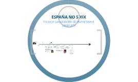 ESPAÑA S XIX