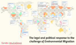 The legal and political response to the challenge of Environ