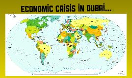 Economic crisis in Dubai