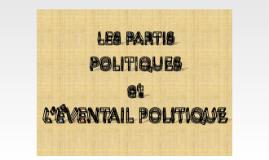 Les Partis Politiques et L'eventail Politique