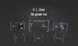R. L. Stine