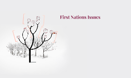 First Nations Issues