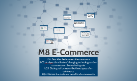 M8 E-Commerce