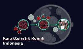 Karakteristik Komik Indonesia