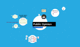 Public Opinion & Participation