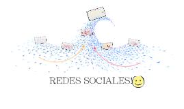 REDES SOCIALES!!