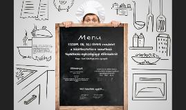Szemelvények a táplálkozás-egészségügyi rendeletből