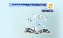 Copy of Caracterización del personal docente en el programa de licen