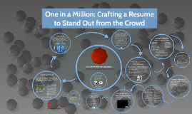 One in a Million: Crafting a Resume to Stand Out from the Cr