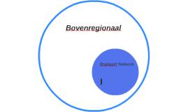 Bovenregionaal