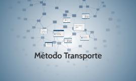 Metodo Transporte