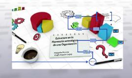 Estructura en la Planeación estratégica de una Organización