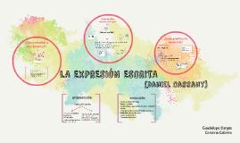 lA EXPRESIÓN ESCRITA