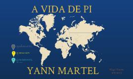 """""""A Vida de Pi"""", de Yann Martel"""