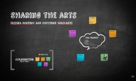 Sharing the arts