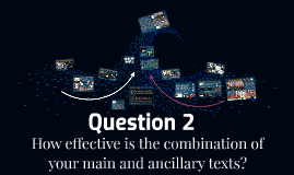 How effective is the combination of your main and ancillary
