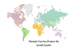 Olympic Country Project: By Jarrett Swaim
