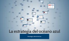 Copy of La estrategia del océano azul