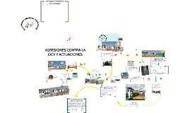 AGRESIONES CONTRA LA OCV Y ACTUACIONES