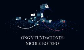 ONG Y FUNDACIONES