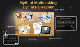 Myth of Multitasking