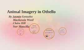 examples of animal imagery in othello Unlike most editing & proofreading services, we edit for everything: grammar, spelling, punctuation, idea flow, sentence structure, & more get started now.