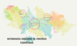 Integrarea României în uniunea europeană