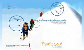 Performance-based Assessments