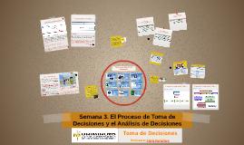 Copy of EL PROCESO DE TOMA DE DECISIONES Y EL ANÁLISIS DE DECISIONES
