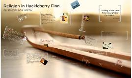 Religion in Huckleberry Finn