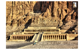 Copy of The Temple of Hatshepsut