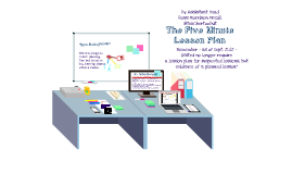The Five Minute Lesson Plan
