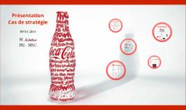 Cas stratégique - M2 MSC - Coca Cola