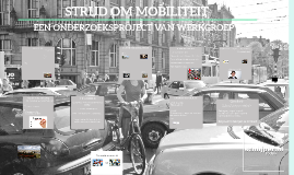 MOBILITEIT IN AMSTERDAM