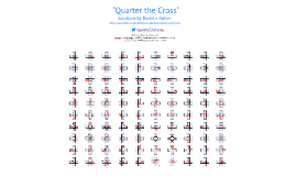 Quarter the Cross