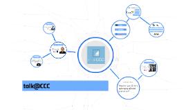 talk@CCC Introduction