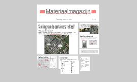 Materiaalmagazijn