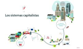 Los sistemas capitalistas