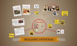 REALISMO UNIVERSAL