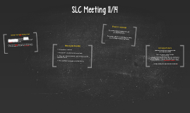 Copy of SLC Meeting 11/14