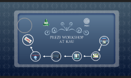 Prezi Workshop at KAU