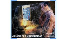 Adicción cibernética...