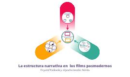 La estructura narrativa en  los films posmodernos. Krzysztof Kieslowski y Alejandro González Iñárritu