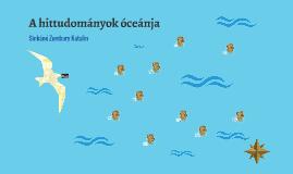A hittudományok óceánja