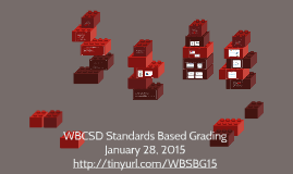 WBCSD Standards Based Grading
