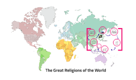 The Great Religions of the World